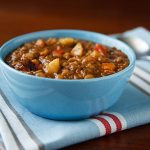 Ridiculously Easy Lentil Soup