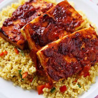 Chipotle Barbecued Tofu