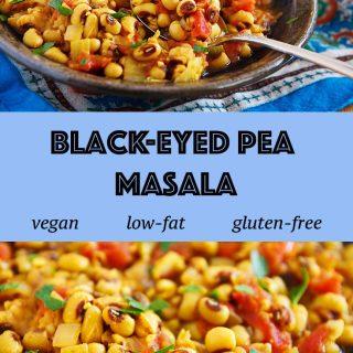 Black-eyed Pea Masala