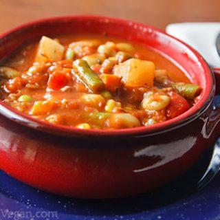 Southern Succotash Stew
