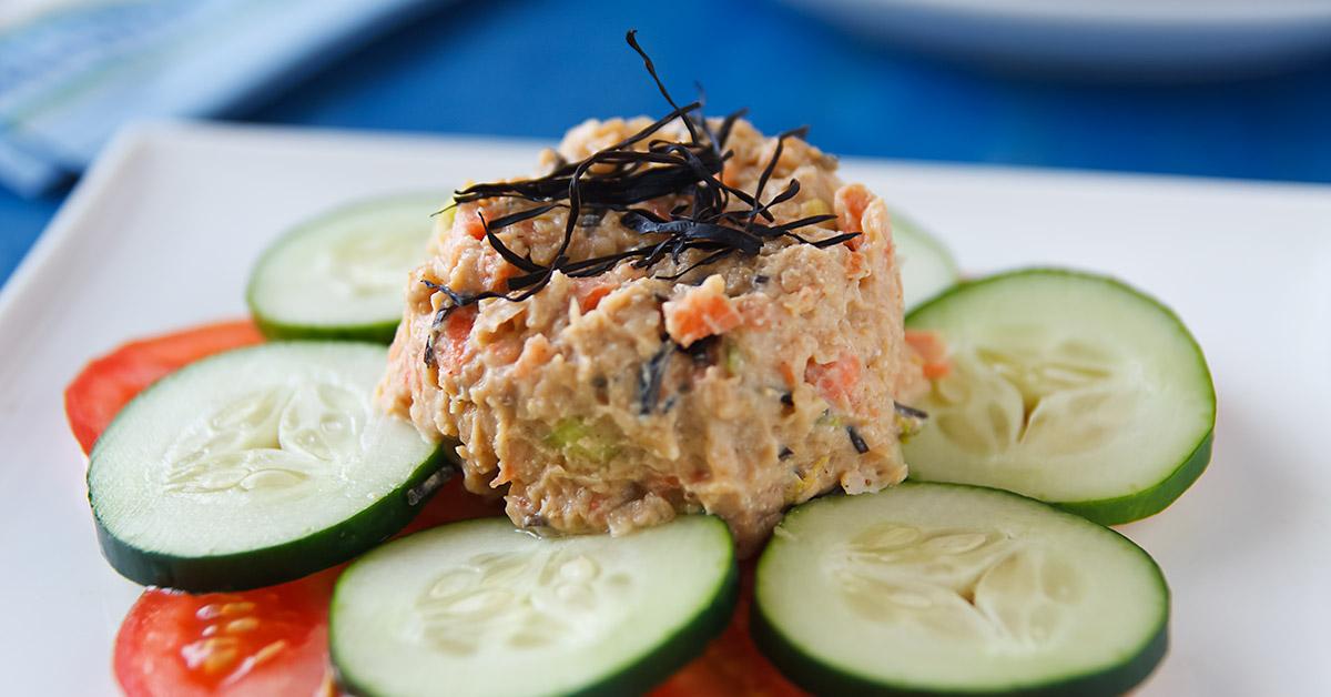 Vegan Chickpea Quot Tuna Quot Salad