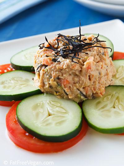 Sea-sational Chickpea Salad