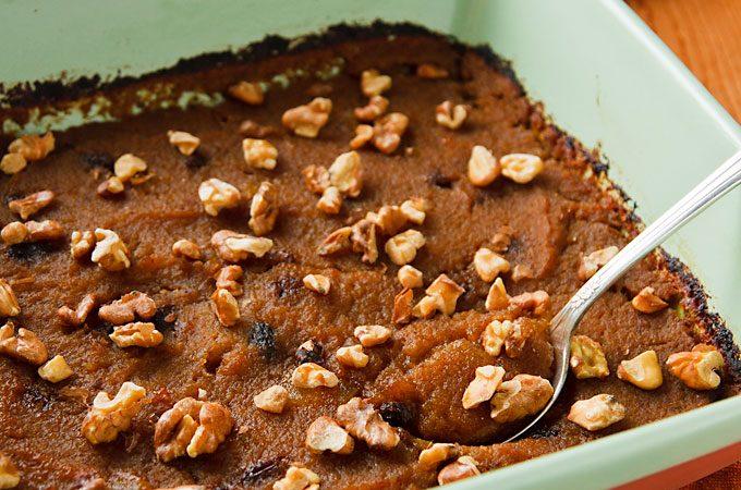 Pumpkin, Squash, or Cushaw Bake