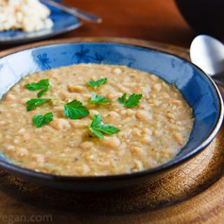 New Orleans' Style White Beans