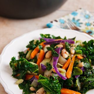 Hot Skillet Salad