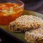 Thai Green Curry Tofu Cakes