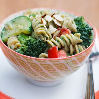 Pesto Primavera Pasta and Other Fresh Basil Recipes