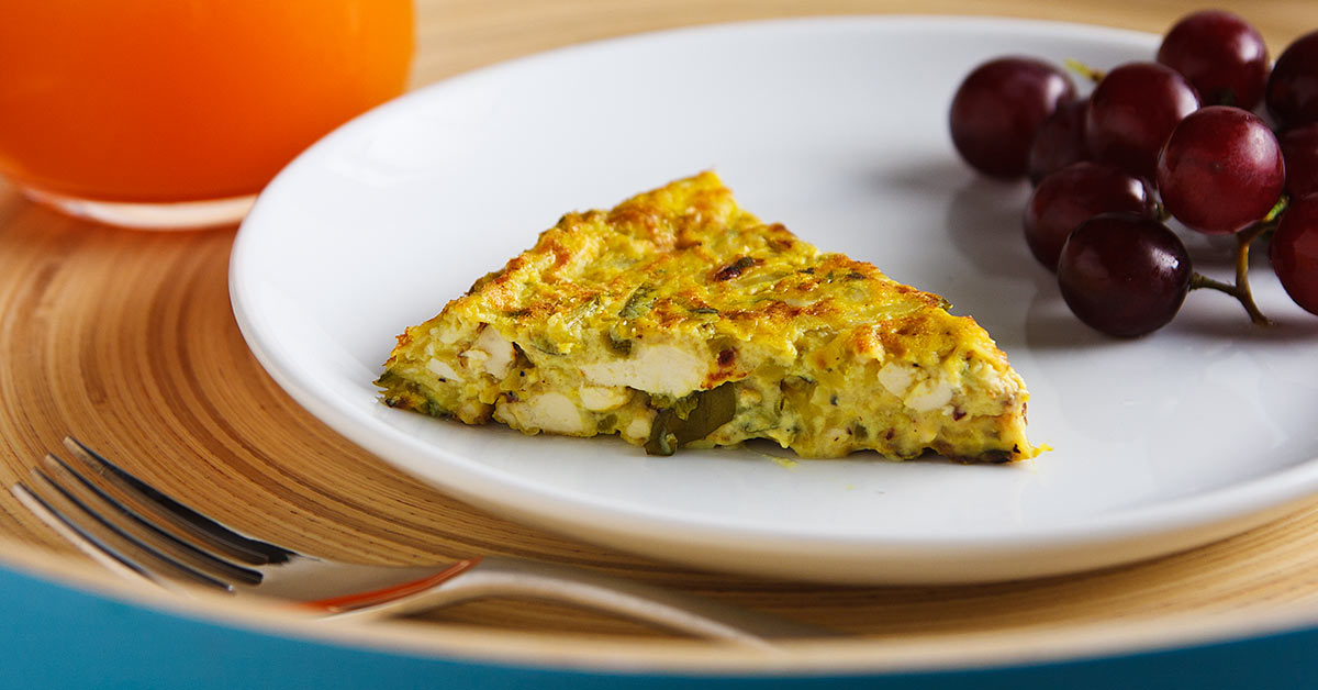 Eggy Zucchini Pie Recipes — Dishmaps