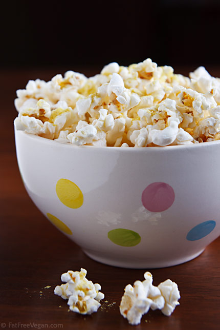 Nutritional Yeast on Popcorn: What the Heck is Nutritional Yeast?