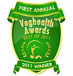 Veghealth Award