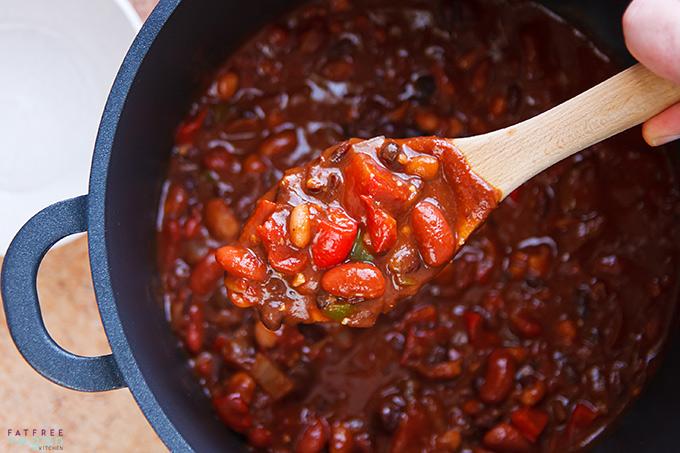 Nava Atlas' Big Pot of Really Good Chili