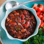 Healthy Super Bowl Party? Start with a Big Pot of Really Good Chili