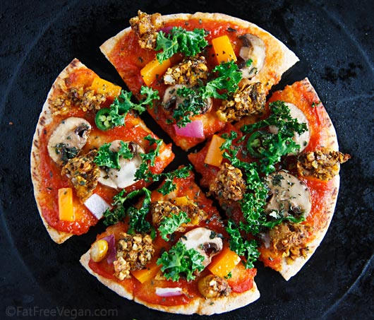 Beetball Pizza