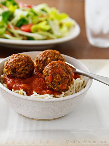 Beetballs and Spaghetti