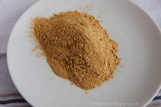 Dry Roux (Browned Flour)