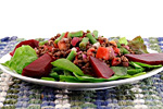 Thumbnail image for Puy Lentil Salad with Roasted Beets