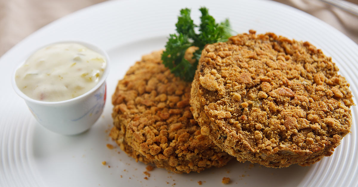 Jackfruit Crab Cakes Recipes