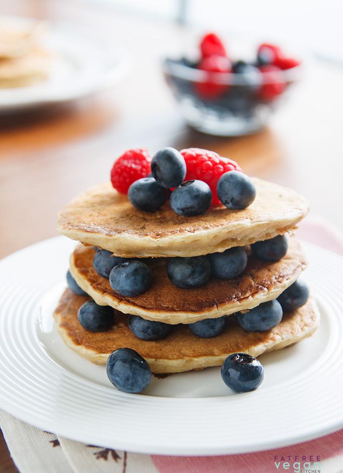 McDougall's Fluffy Pancakes
