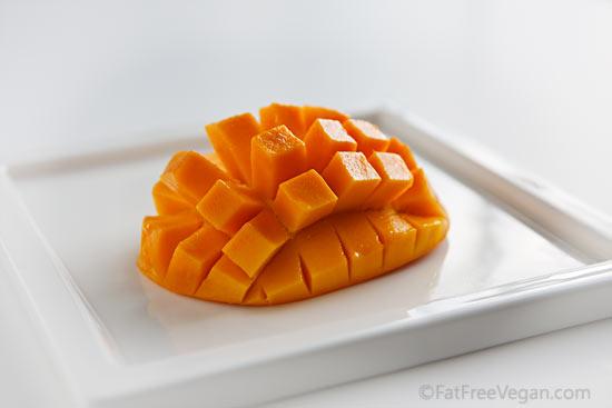 """Mango """"Hedgehog"""""""