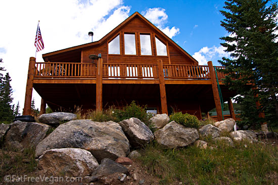 """Our """"Cabin"""""""