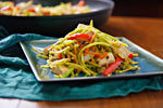 Thumbnail image for Broccoli Slaw Stir-Fry with Tofu