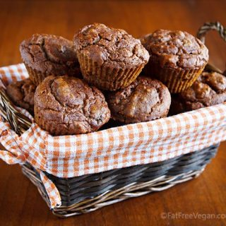 Mary McDougall's Pumpkin Walnut Muffins