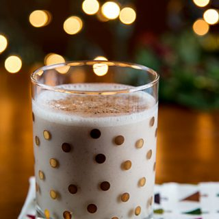 Two Healthy Vegan Nogs: Chia Nog and Banana Nog