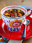 Black Bean Pineapple Soup Stew Chili