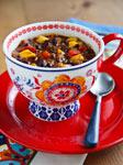 Black Bean Pineapple Soup Stew Chili