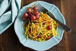 Thumbnail image for Broccoli Slaw with Pineapple Curry Dressing