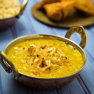 Easy Fat-Free Dal Tadka