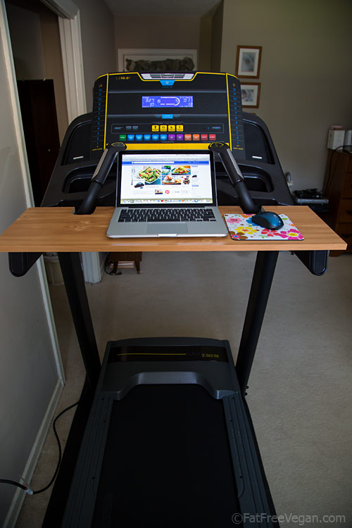 How To Make Your Own Treadmill Desk