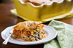 Thumbnail image for Spaghetti Squash Pesto Lasagna