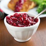 Jalapeno-Orange Cranberry Sauce