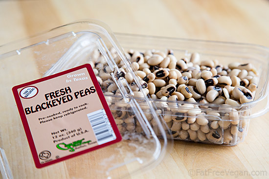 Fresh Blackeyed Peas