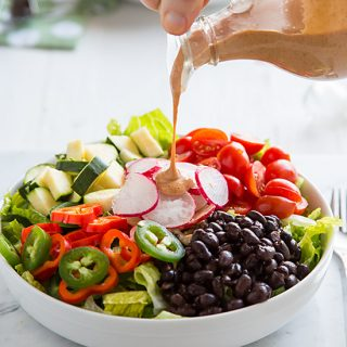 Low-Fat Chipotle Dressing