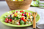 Thumbnail image for Simple Chopped Salad