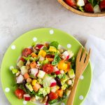 Simple Chopped Salad