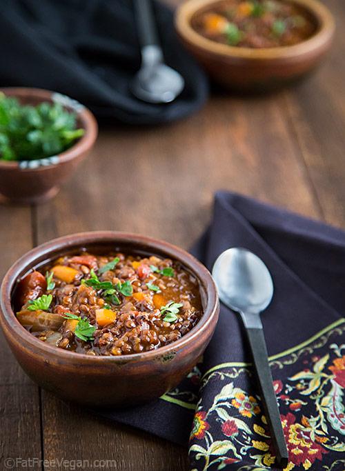 Whole Foods Lentil Chili Recipe