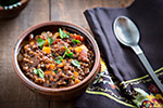 Thumbnail image for Black and Red Lentil Chili