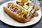 Thumbnail image for Homemade Veggie Dogs