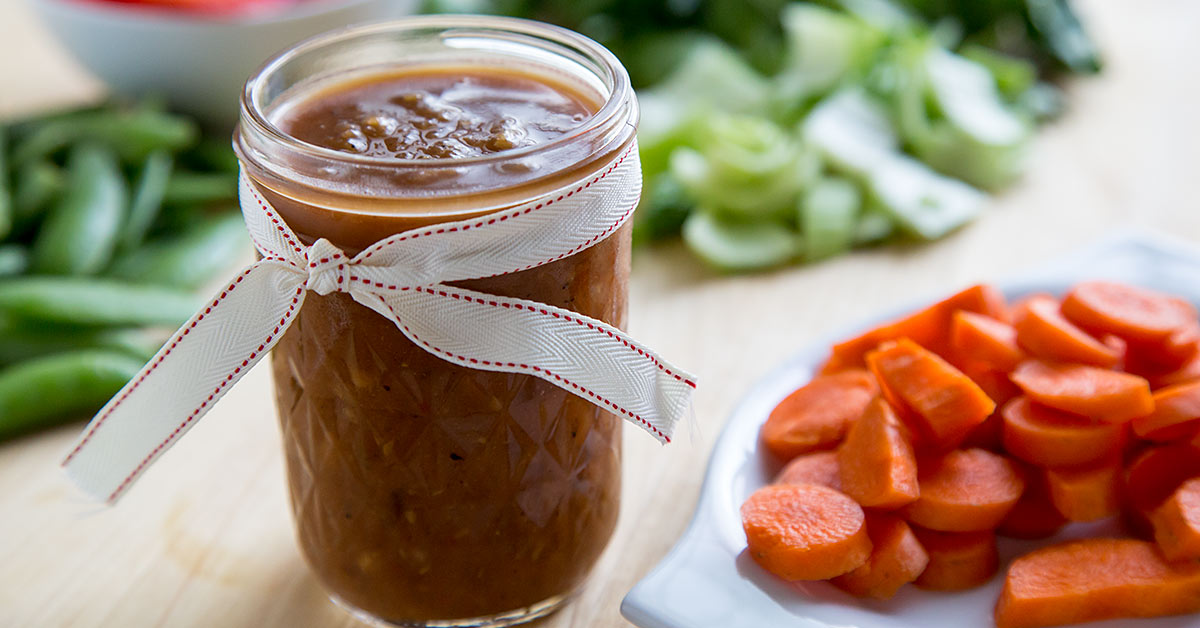 Vidalia Onion Stir-fry Sauce