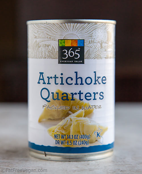 Artichoke Quarters
