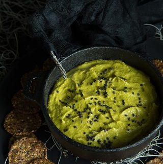 Spicy Jalapeno Hummus