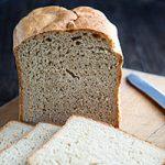 Fat-Free, Quick, and Vegan Bread Machine Whole Wheat Bread