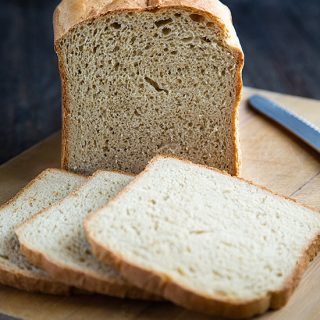 Fat-Free, Quick, and Vegan Bread Machine Wheat Bread