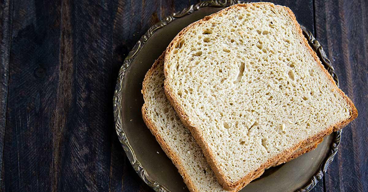 Fat-Free Whole Wheat Bread for Bread Machines   FatFree ...