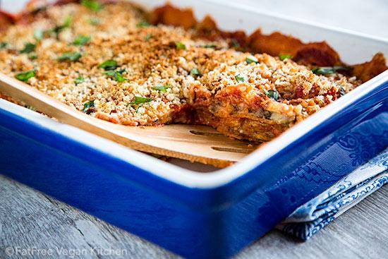 recipe: vegan breaded eggplant [31]