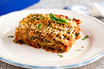 Thumbnail image for Vegan Eggplant Parmesan – Soy-Free