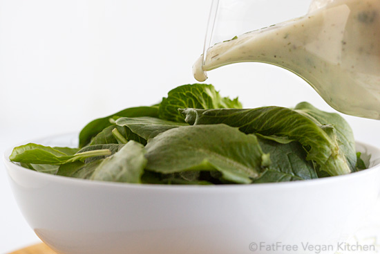 Fat-Free Onion Ranch Dressing